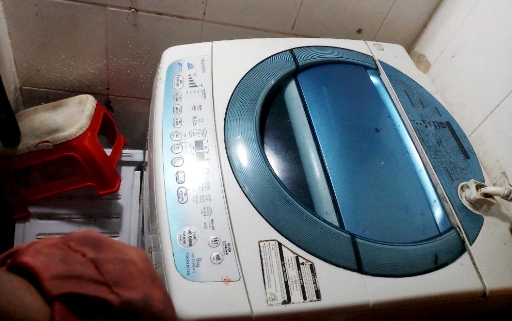 Sửa máy giặt bị lỗi không cấp nước