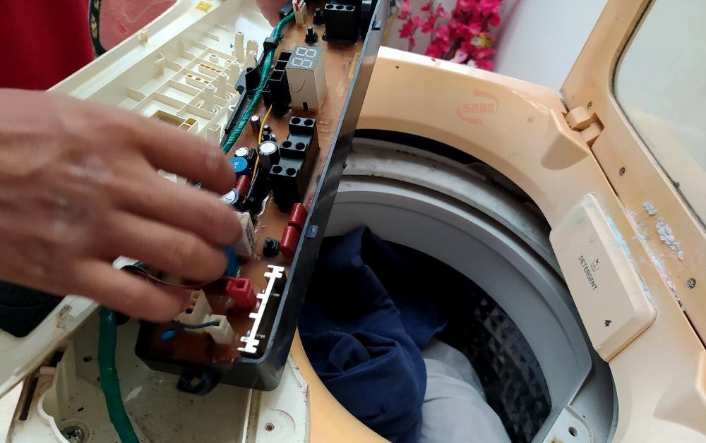 Sửa máy giặt tại nhà chuyên nghiệp nhất TPHCM